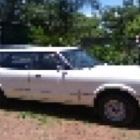 Ford Cortina S/W