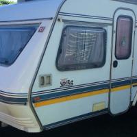 Sprite Swift 1993 caravan