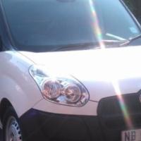 2015 Fiat Doblo Cargo Maxi Panel Van
