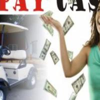 Golf Carts Wanted