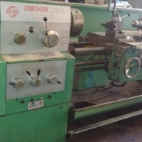 Lathe 85 mm bore size and  Milling Machine SMARTECH