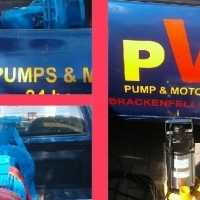 P.V.B pumps & motor repairs westen cape,