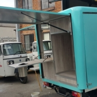 Mobile Kitchen Ice Cream coffee Tuk Tuk