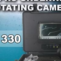 UVS PRO Underwater rotating Camera