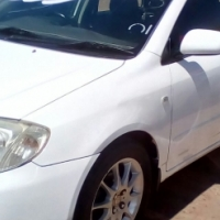 Toyota Corolla 1.8, 2005 model