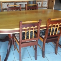 Imbuia Ads In Used Dining Room Furniture For Sale In South