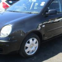 2005 volkswagen polo 1.4 trendline,    5-doors,    factory a/c,     c/d player,     central locking,
