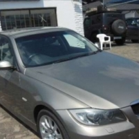 BMW 3 Series 320I EXCLUSIVE A/T (E90)