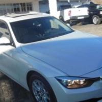 BMW 3 Series 320I F30 MANUAL