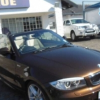 BMW 1 Series 135I SPORT CABRIOLET AUTOMATIC