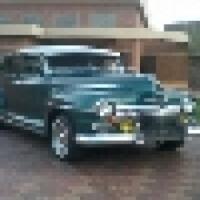Vintage 1948 De Soto Special De luxe