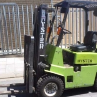 Forklifts Hyster Hyster H1.75XL