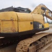 Excavators Caterpillar Caterpillar 325D L KBE00184