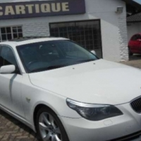 BMW 5 Series 530D EXCLUSIVE E60 AUTOMATIC