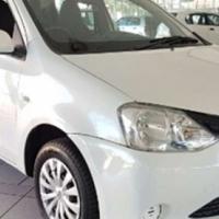 Toyota Etios 2012 Toyota Etios 1.5 Xi