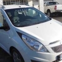 Chevrolet Spark 1.2 LS 5DR MANUAL