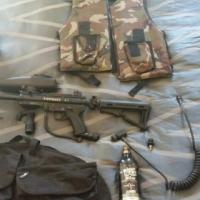 Paintball Gun Tippermann A5