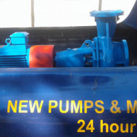 Aro air pumps & P.V.B. air pumps.
