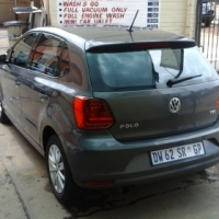 2015 VW Polo-6 TSI Comfortline