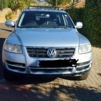 VW Touareg 2.5l Tdi Tiptronic