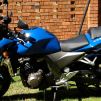 Kawasaki Z750 Ninja