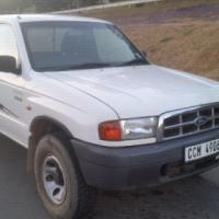2003 Ford Ranger Hi-Trail LX 2.5TDi, 242000km, alarm, central lock, ruberized, Roadworthy, one owner