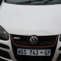 VW Golf GTI 2.0 2007