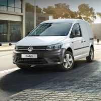 BRAND NEW 2016 VW Caddy PanelVan 1.6i - P8662