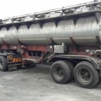 STAINLESS STEEL (316 L ) TANKER 40 000 L FOR SALE / REN