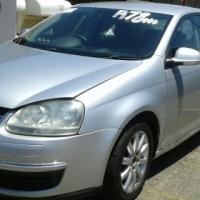 2008 Volkswagen Jetta 2.0 Comfortline