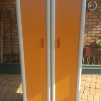 Wardrobe two door