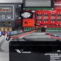 Gate motor batteries R100