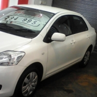 2008 Toyota Yaris T3 Sedan,Only 141608kms,