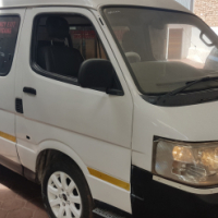 2009 Polarsun Ingwe Mini bus 2.2, 12 seater for sale