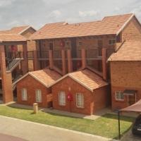 1 Bedroom Flat to Rent in Security Estate Pretoria North.