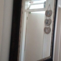 Big Quality mirror with strong frame
