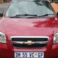 Chevrolet Aveo 2014 1.6