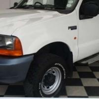 Ford F250 4.2TD XL Single Cab 4x4