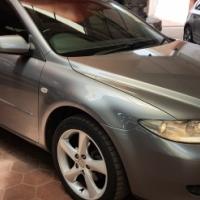 2004 Mazda 6, 2.5 Dynamic A/T