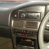 Toyota tazz 2000 model