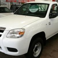 2011 Mazda BT-50 2.6i Drifter 4x4, Only 87000Km's, Service History, Powersteering
