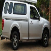 2012 GWM STEED3 2.2i LWB LUX 2012 with canopy and tow bar in very good condition - . R69,900