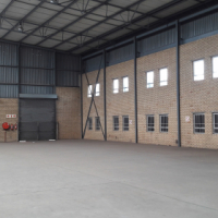 1,480m², WAREHOUSE TO LET, ISANDO