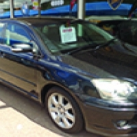 On Auction : 2010 Toyota Avensis