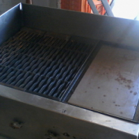 Restaurant gas grill for sale
