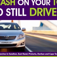 Cash for your Toyota! Raise cash on your Toyota and still drive it!