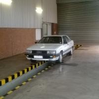 1986 Audi 500 SE