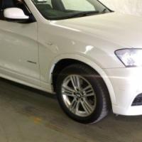 BMW X3 XDrive 35i M-Sport Auto - 83000km