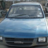 Isuzu 250d D/cab