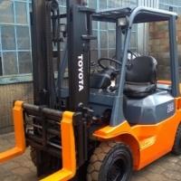 Toyota Forklift 7Series 2.5 ton, diesel